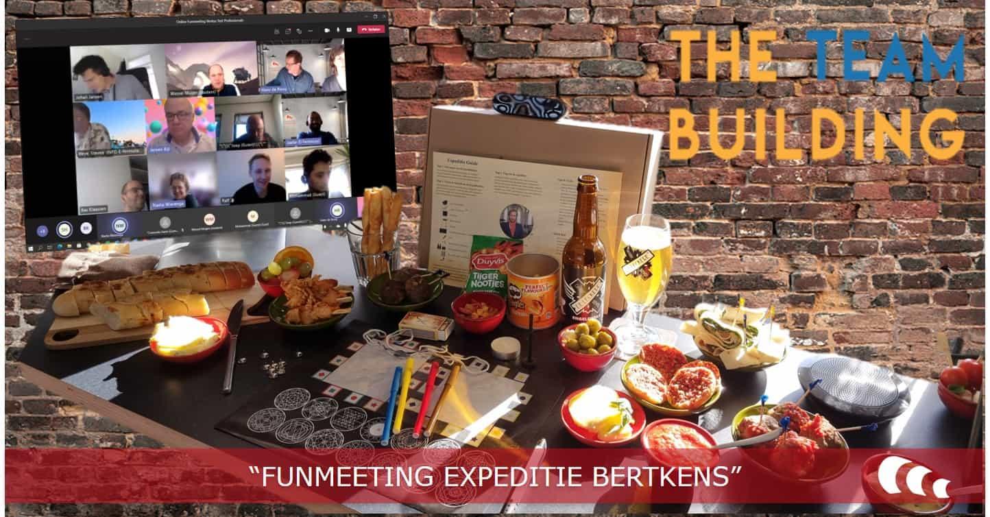 Funmeeting expeditie Bertkens